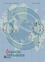 aquatic invasions cover2